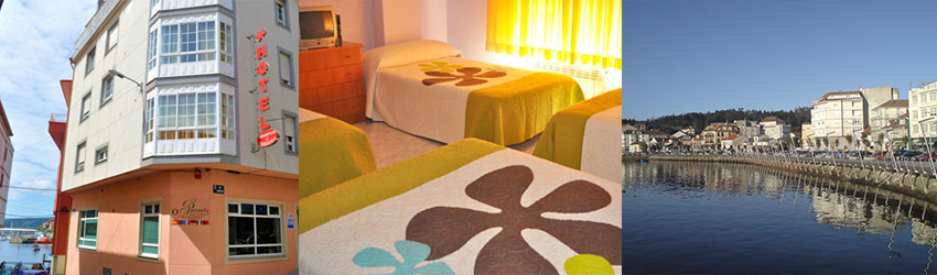 hotel pension parranda camarinas