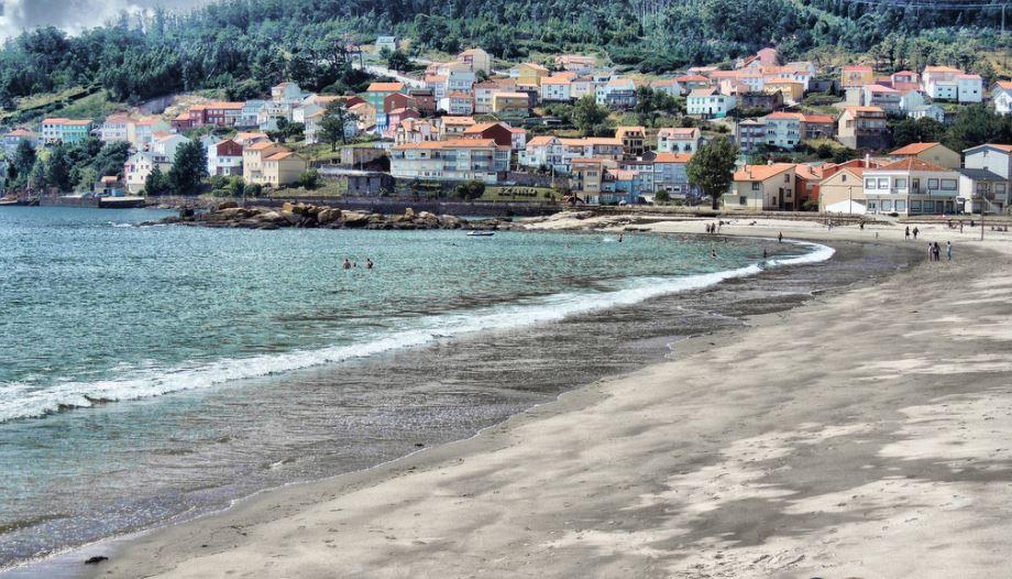 playa ezaro