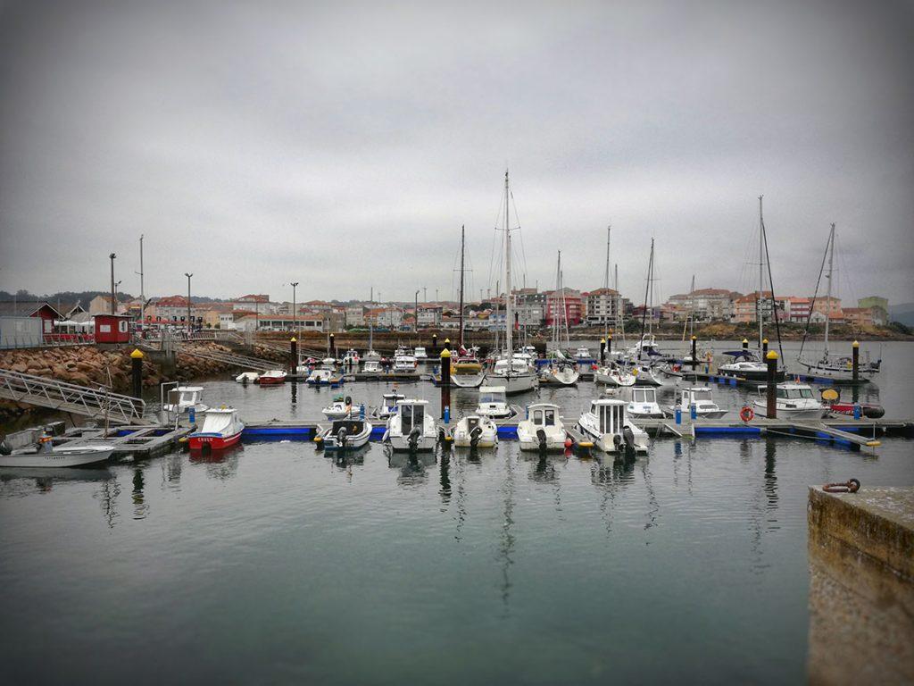 Puerto Deportivo en Camariñas