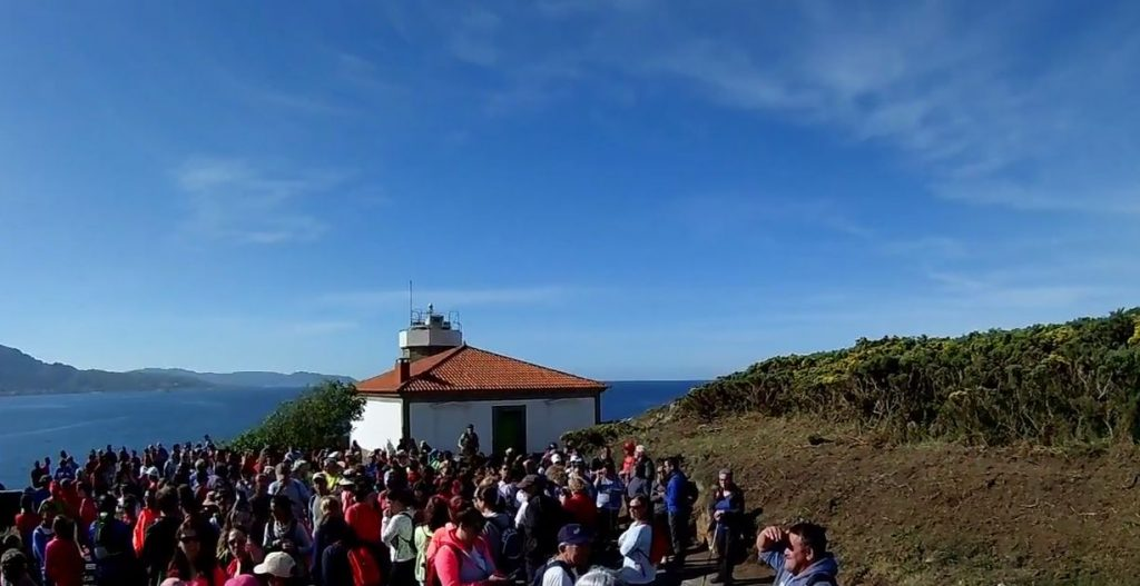 Faro de Corcubion turismo