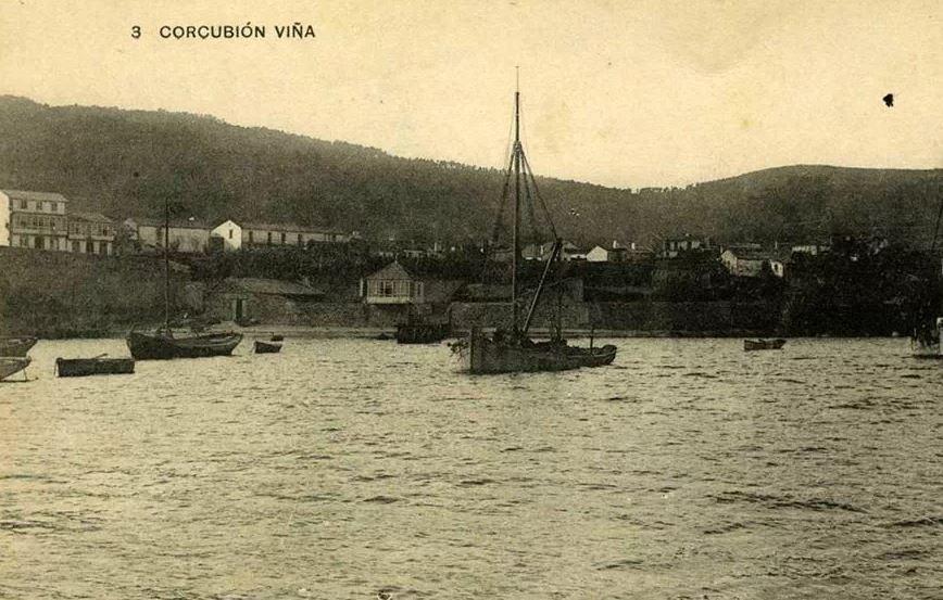 Corcubion de 1909