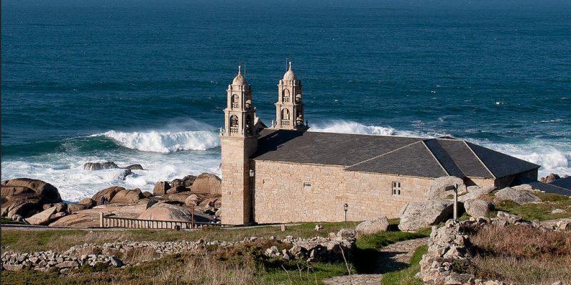 santuario virxe da barca muxia galicia