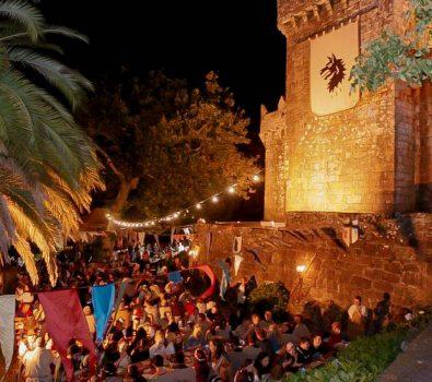 Fiesta del Asalto ao Castelo Vimianzo