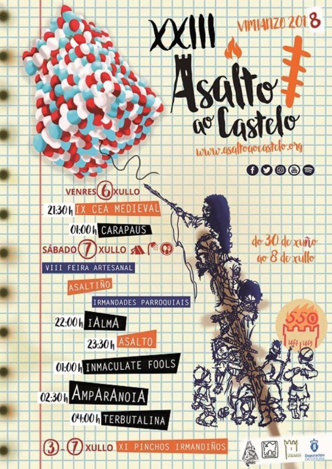Asalto Castelo 2018