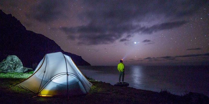 camping costa da morte