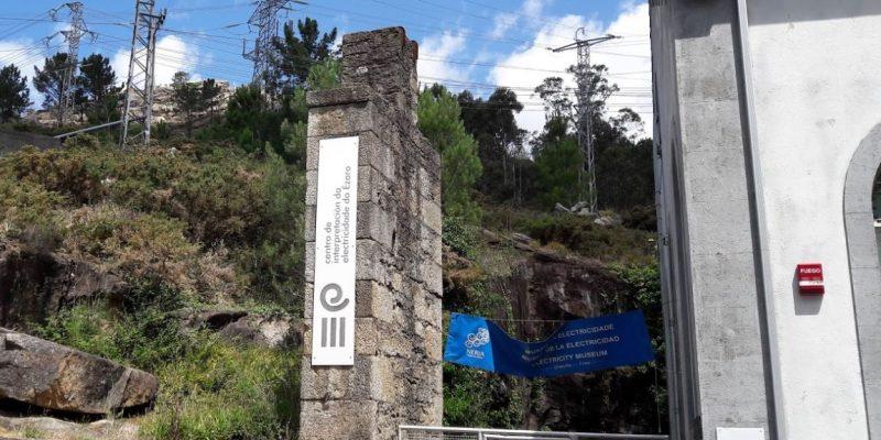Centro de interpretacion de la electricidad de ezaro