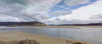 Desembocadura Del Rio Anllons