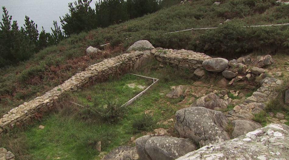 Restos de la ermita san guillermo