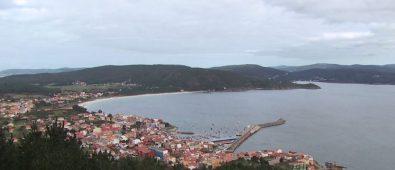 vistas desde la ermita san guillermo fisterra