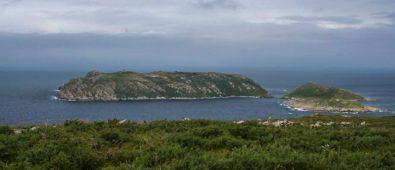 Islas Sisargas malpica