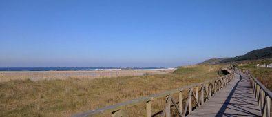 Playa de Traba de Laxe