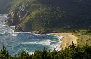 playa mar de fora fisterra